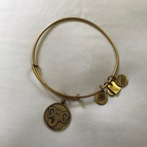Alex and Ani Charity By Design The Elephant